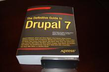 Definitive Guide to Drupal 7 cover